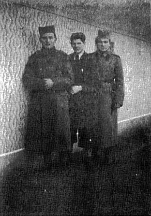 Serving in the serbian military - Christof Rager & Franz Dankov<br>Click to enlarge